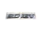 Emblema tampa traseira 2.0 16V Ford Focus 05/08