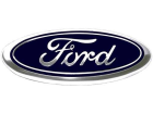 Emblema FORD tampa traseira Ford Focus Sedan 00/09
