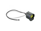 Chicote adaptador do sensor de temperatura do cabeçote motor Ford Fusion 2.3 Gasolina 06/09