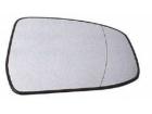 Vidro E Placa Do Espelho Retrovisor Externo Com Controle Interno Eletrico - LD Focus 2009/2013 - Original Ford
