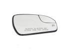 Vidro E Placa Do Espelho Retrovisor Externo Ld Fusion 2013/2019 - Original Ford
