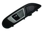 Maçaneta interna da porta dianteira cromada Ranger XLT 13/16 Lado Direito - Original Ford
