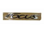 Emblema tampa traseira FOCUS Ford Focus Hatch 14/19 Sedan 14/15