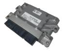 Módulo de controle eletrônico do motor EEC Ford New Fiesta 1.6 14/19
