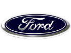 Emblema FORD grade do radiador e tampa traseira Ford Ka 15/..