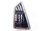 Difusor de Ar do Painel EcoSport 2013 Titanium completo Com Anel LD Prata Brilhante/Sunset Silver