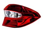 Lanterna Traseira Ford Ka Sedan 2015 à 2018 Completa Lado Direito Cristal - Original Ford