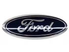 Emblema FORD grade do radiador Ford Ecosport 18/.. Exceto Storm