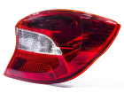 Lanterna Traseira para Ka Hatch 2018 à 2019 Ld Lente Cristal - Original Ford
