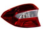 Lanterna Traseira para Ka Hatch 2018 à 2019 Le Lente Cristal - Original Ford