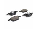 Jogo Pastilhas Freio Fiesta Rocam Hatch e Sedan 2009 até 2014 1.6 Roda Dianteira Tração Manual Freios ABS - Original Ford