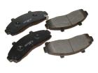 Jogo de Pastilhas de Freio Ranger Super Cab 4x2 4x4 99/03 Simples Dupla 4x2 4x4 98/12 Dianteiro - Original Ford