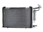 Condensador Do Ar Condicionado para Ford EcoSport 2013/2017 - Original Ford